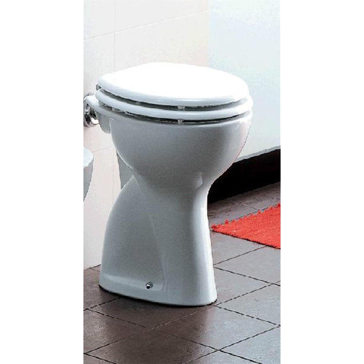 Sanitari Scala Ideal Standard dettagli su sanitari lisa ideal standard vaso wc con sedile termoindurente